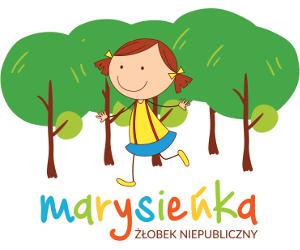Żłobek Marysieńka Logo